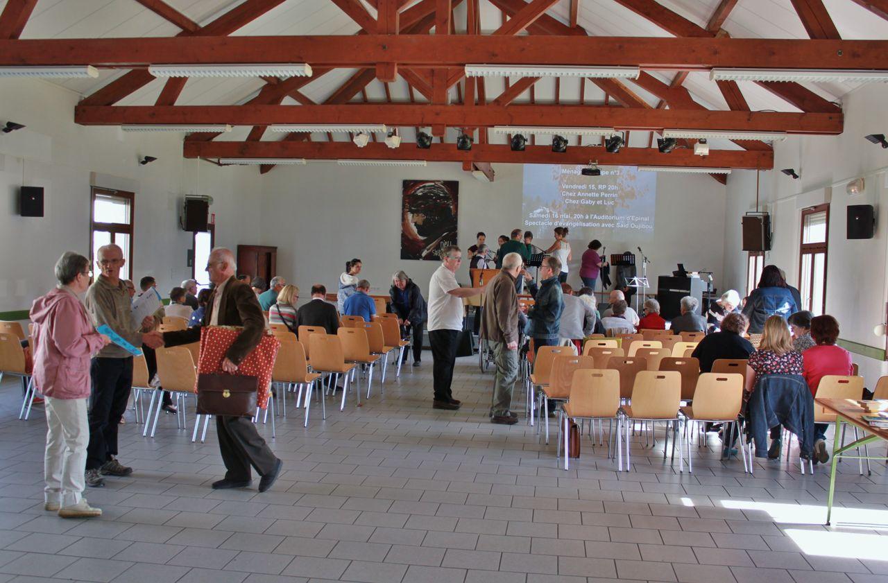 Église Protestante Évangélique de Vagney